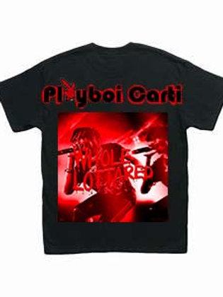 Playboi Carti 'Whole Lotta Red' Graphic Tee