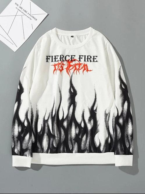 'Feirce Fire' Sweater