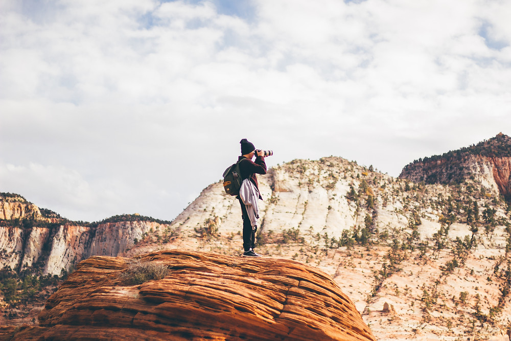 Seeking new vistas on the journey