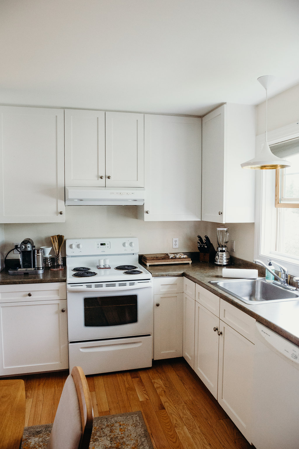 The Love Nest Kitchen