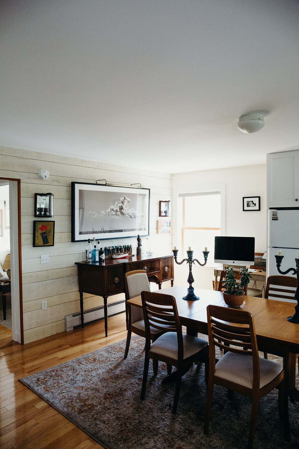 The Love Nest Dining Space