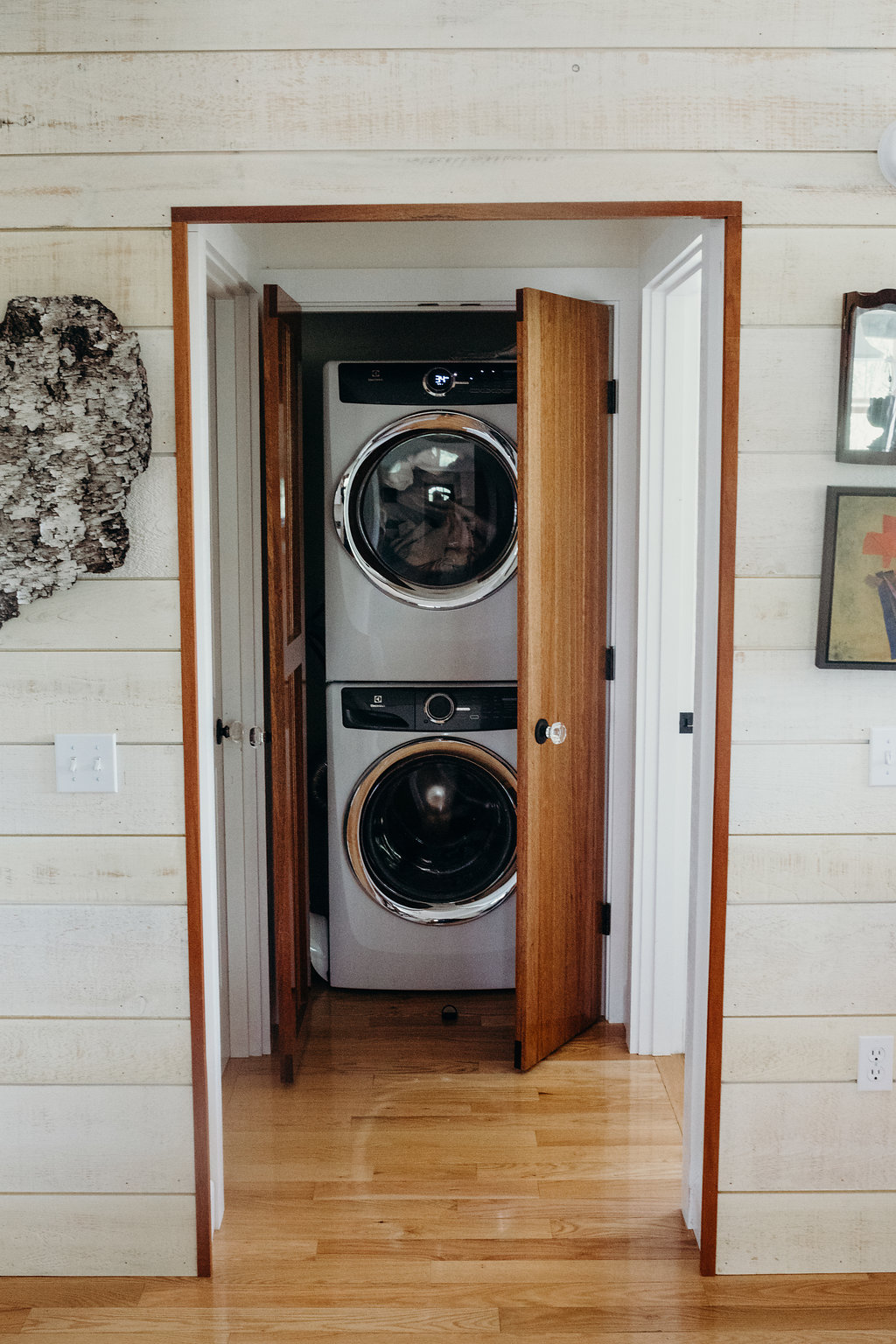The Love Nest Washer and Dryer
