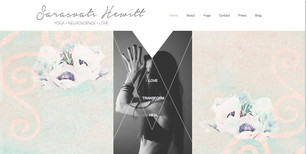 Sarasvati Hewitt website