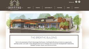 The Breathe Building website