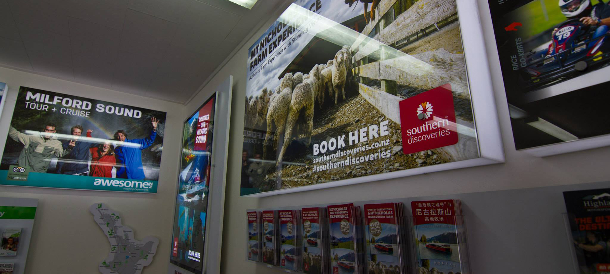 Southern Discoveries Info Centre