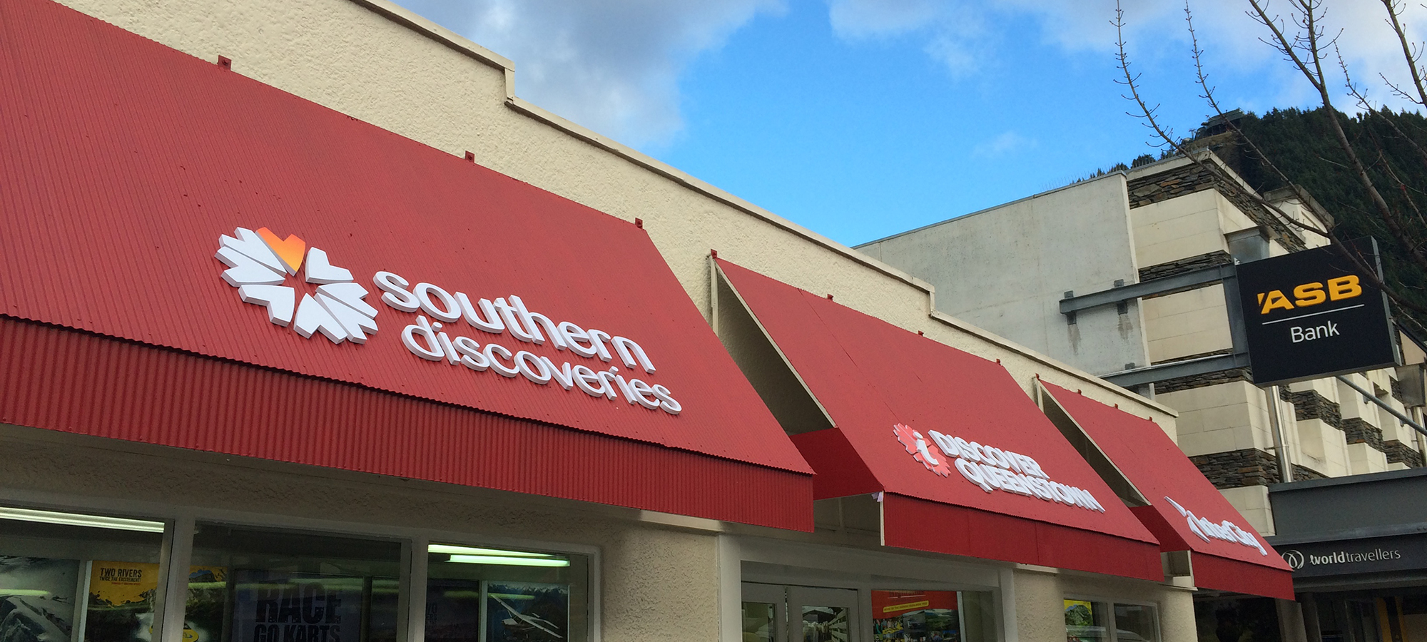 Southern Discoveries Awnings 3D