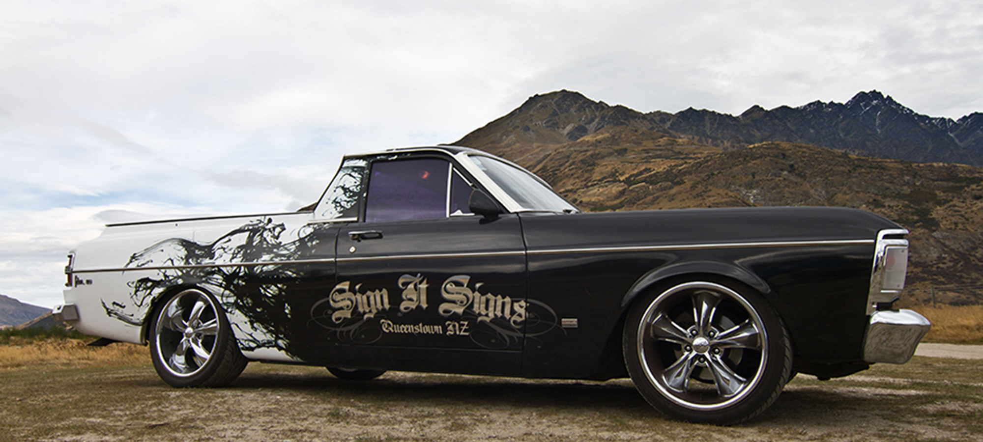 Ford Falcon 500 XY Ute
