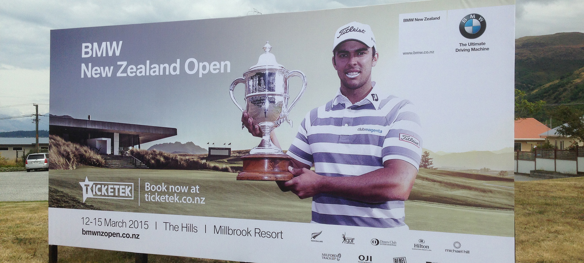 BMW NZ Golf Open