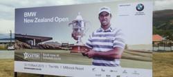 BMW NZ Golf Open