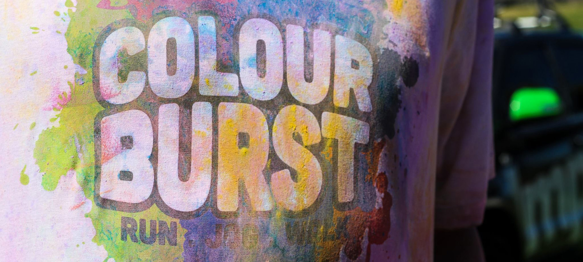 Colour Burst 2016