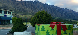 Remarkables Park Xmas Container