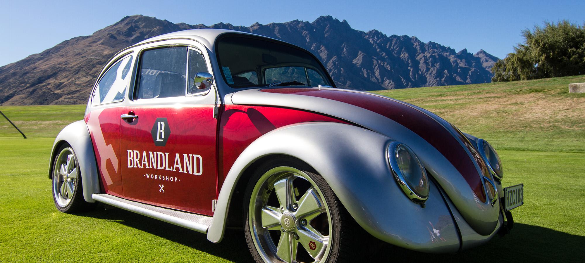 Brandland VW Beetle