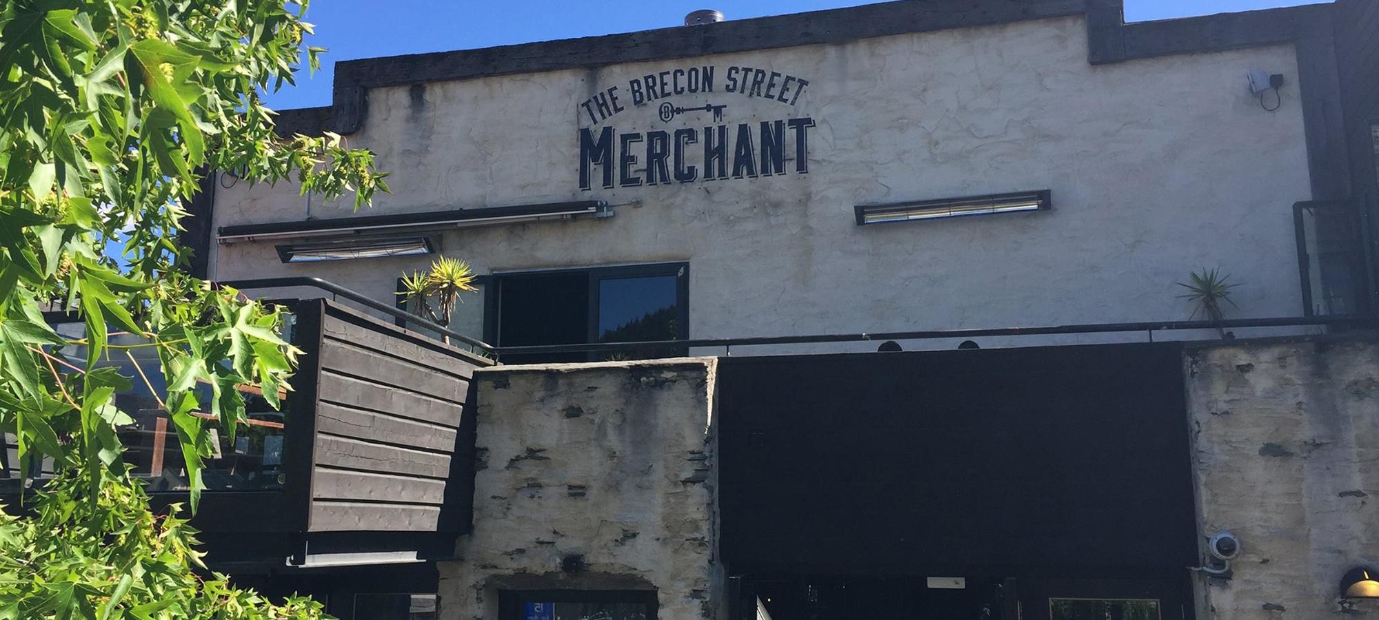 Merchant Building Exterior
