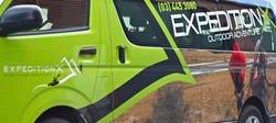 ExpeditionX High Top Van