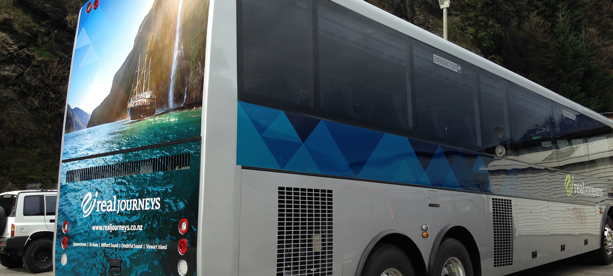 Real Journeys Bus