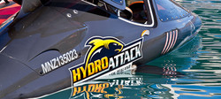 Hydro Attack Water Craft