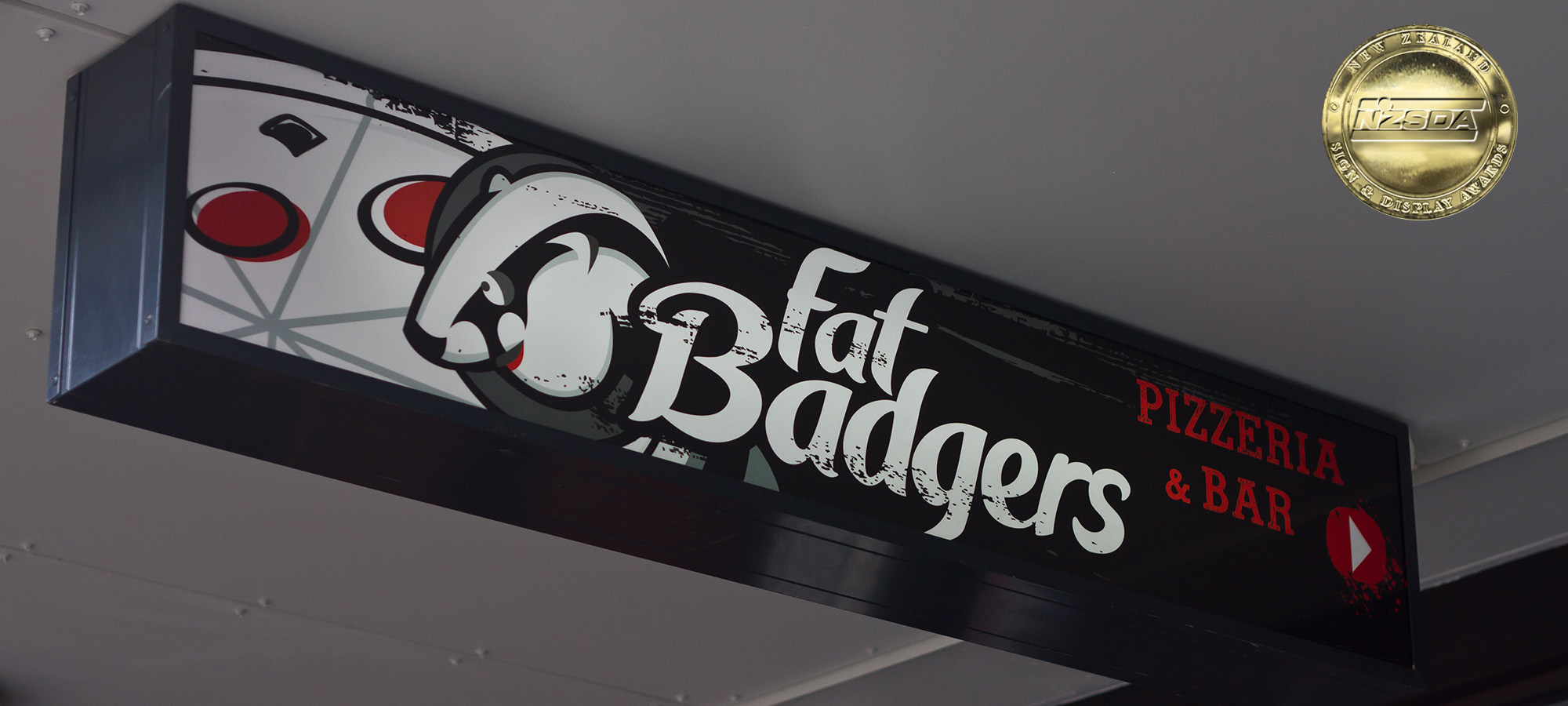 Fat Badgers GOLD MEDAL