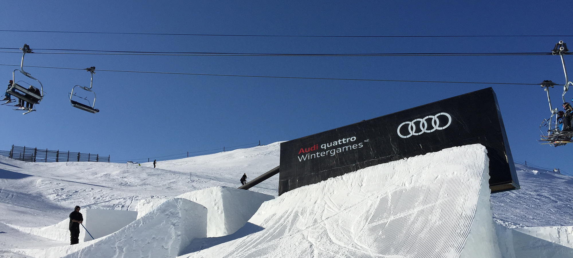 Audi Winter Games Event