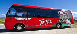 Shotover Jet Bus