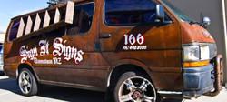 Rusty Van