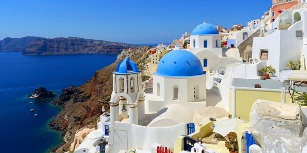 Santorini Greece Yoga Retreat