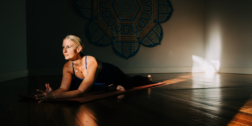 Functional Movement in Yoga