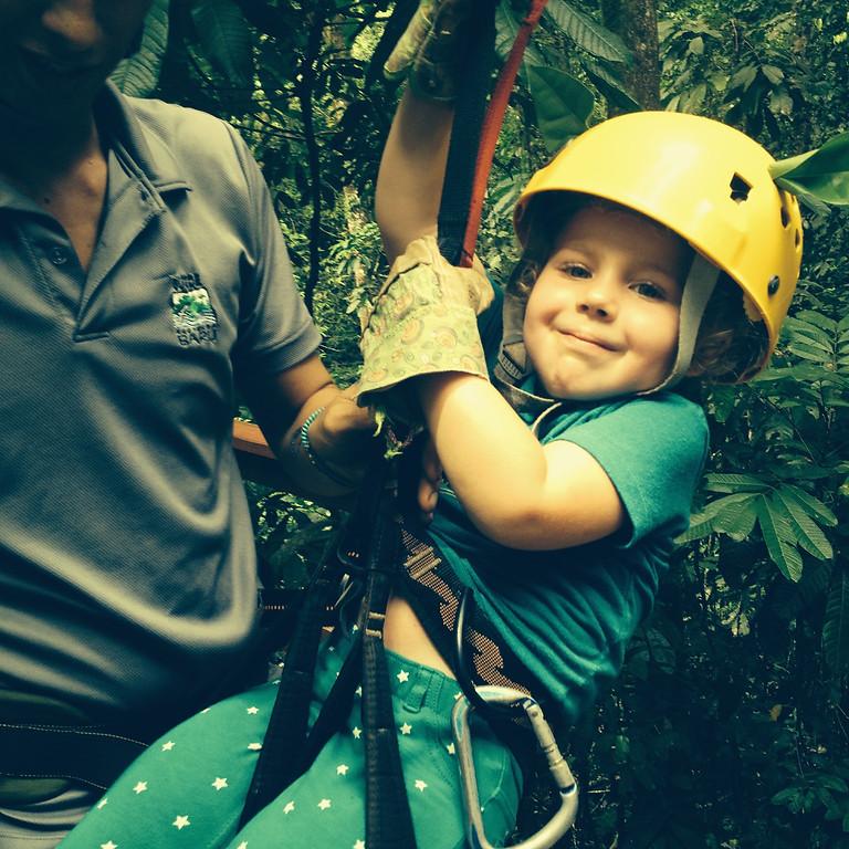 Costa Rica Yoga Family Retreat