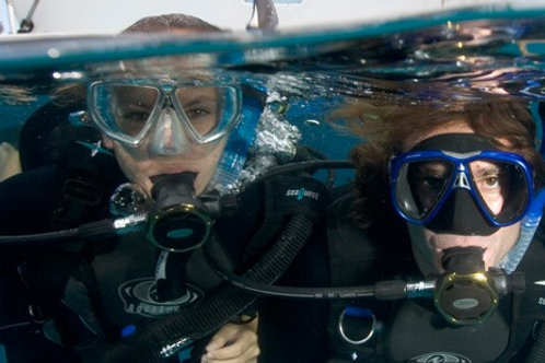 Premium Open Water Diver (inc. FREE wetsuit)