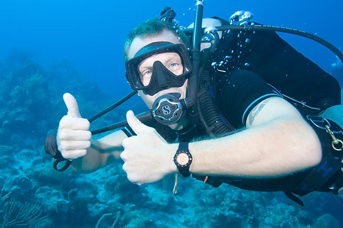 Private Open Water Diver (inc. FREE wetsuit)