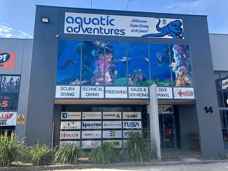 What's new at Aquatic Adventures