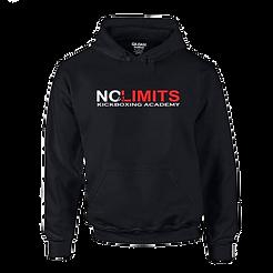 No Limits Kickboxing Hoodie