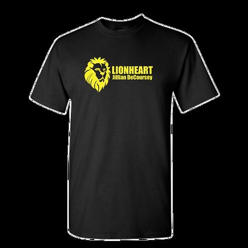 Lionheart Jillian DeCoursey T-Shirt