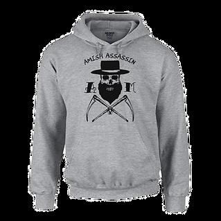 Amish Assassin Allen Miller Hoodie