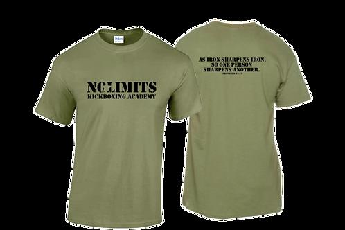 No Limits Kickboxing Tshirt