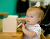 HOW TO CREATE A MONTESSORI ENVIRONMENT FOR BABIES