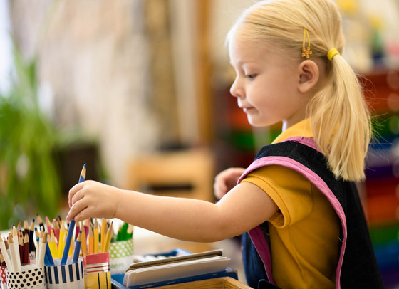 HOW TO CREATE A MONTESSORI ENVIRONMENT FOR TODDLERS AT HOME