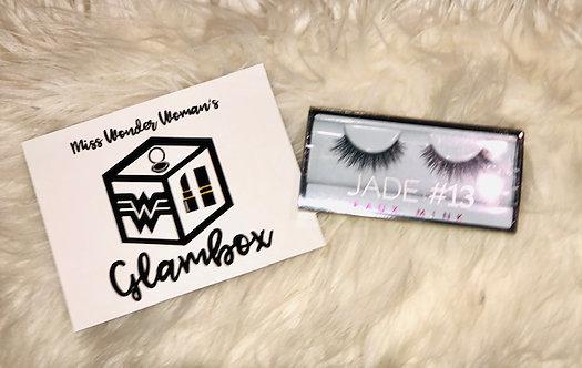 """Huda Beauty """"Jade #13"""" Lashes"""