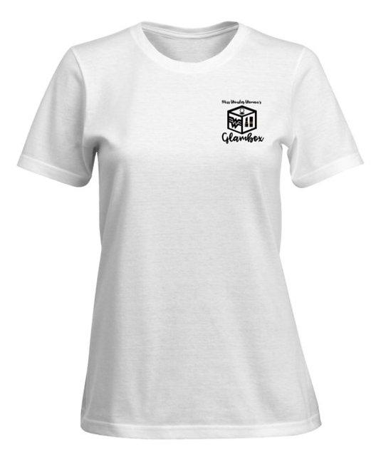 Glambox Black Logo Women's T-Shirt