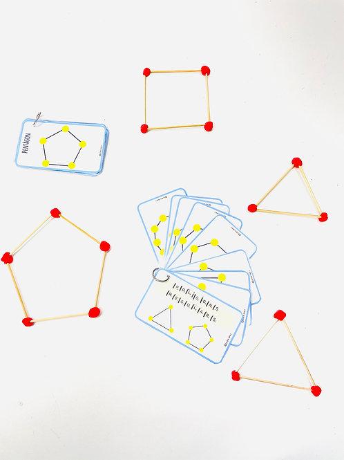 Construimos polígonos regulares