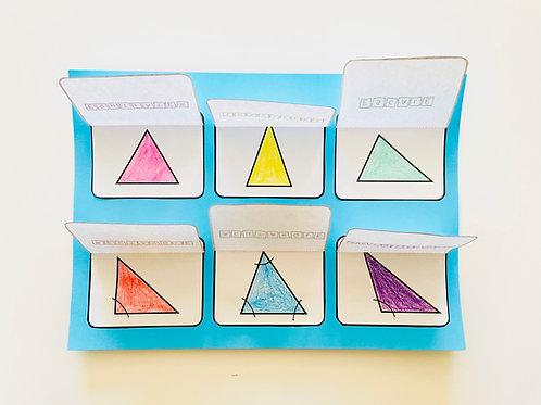 Clasificación triángulos