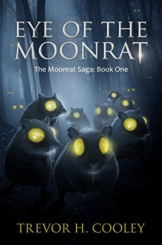 Author Interview: Eye of the Moonrat by Trevor H. Cooley