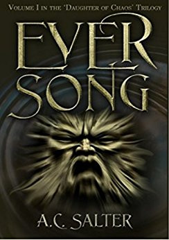 Author Interview, A.C. Salter, Eversong