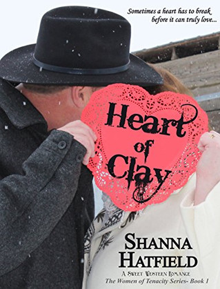 Author Interview: Shanna Hatfield, Hearts of Clay