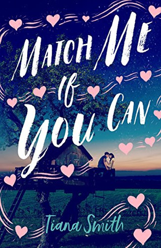Author Interview: Tiana Smith, Match Me If You Can