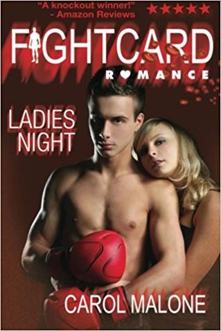 Author Interview, Carol Malone, Fight Card Romance: Ladies Night