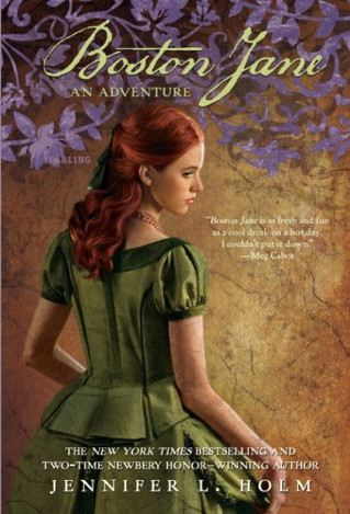 Boston Jane trilogy