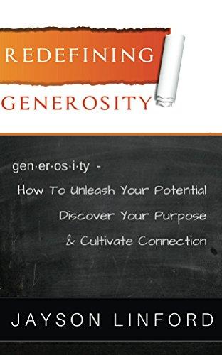 Redefining Genersity by Jayson Linford