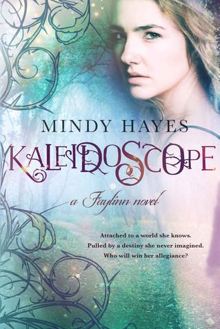 Author Interview: Mindy Hayes, Kaleidoscope