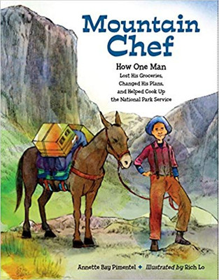 Author Interview: Annette Bay Pimentel, Mountain Chef