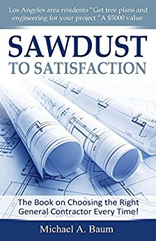Sawdust to Satisfaction by Michael Baum